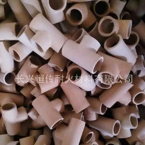 铸铁用陶瓷管