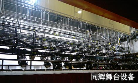 单排绕吊杆升降机供货商