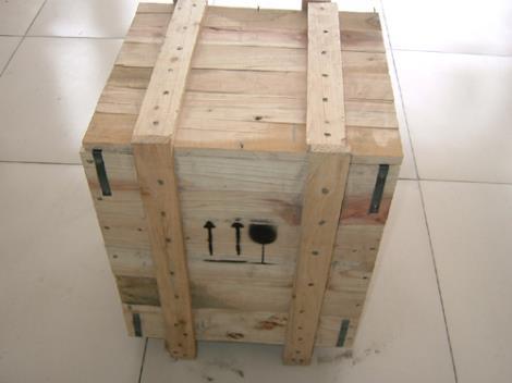 出口实木木箱