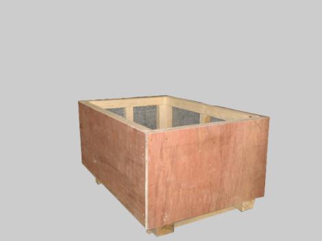 防水出口木箱