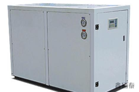 风冷水冷工业冷水机