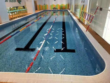 水育亲子游泳池