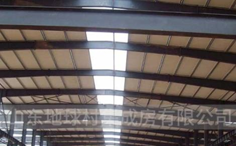 钢骨架轻型屋面板供应商