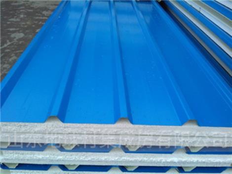 钢结构保温复合板生产