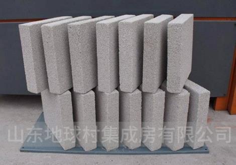 水泥发泡屋面板生产
