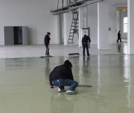 苏州厂房保洁