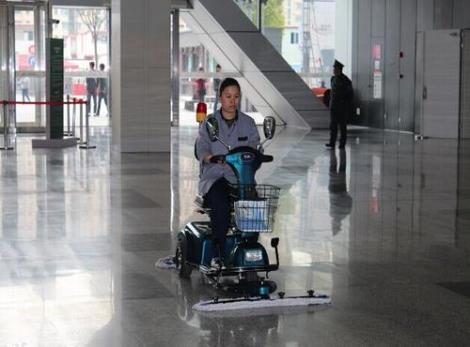 苏州商场保洁