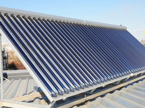 太阳能采暖供热系统