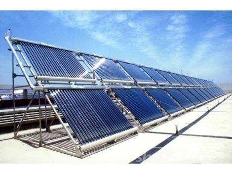 太阳能智能供热系统