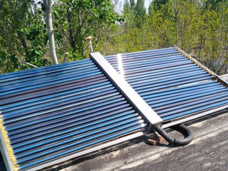 沧州太阳能供热系统