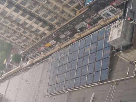 太陽能供熱系統