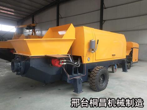 40型混凝土輸送泵