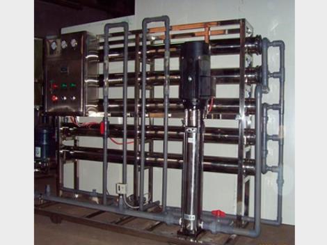 大型水处理器