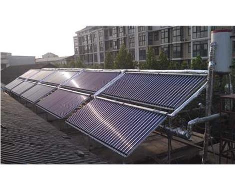 太阳能取暖