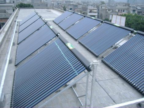 太阳能供水