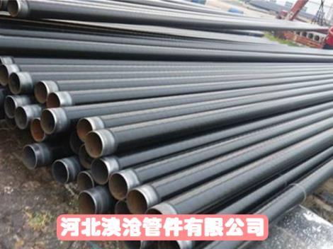 小口径3PE防腐钢管