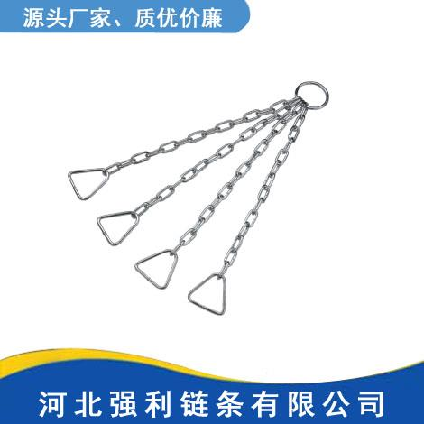 三角拳击链