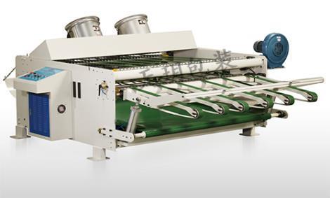 电脑水墨印刷开槽模切机清废部直销