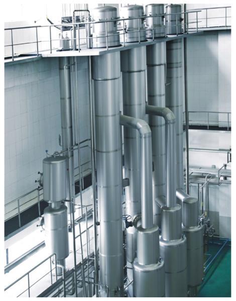 双效、多效降膜蒸发器