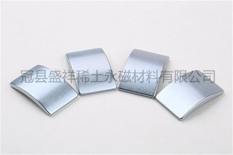 稀土永磁伺服电机磁钢出售