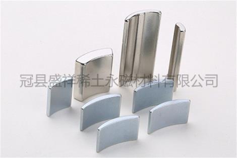 稀土永磁伺服电机磁钢生产