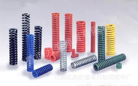 紡織機彈簧