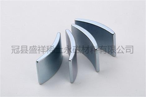 稀土永磁伺服电机磁钢生产厂家