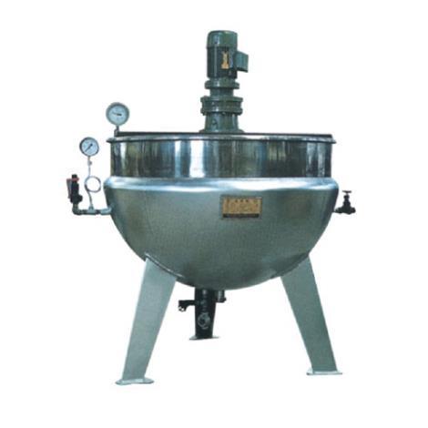 夾層配料鍋