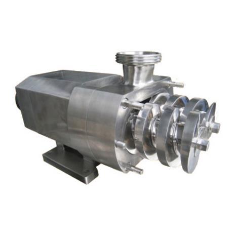 双螺杆输送泵