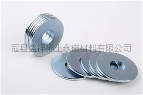 稀土永磁步进电机磁钢生产