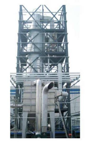 压力式喷雾造粒干燥机