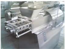 SET系列双螺杆挤压造粒机