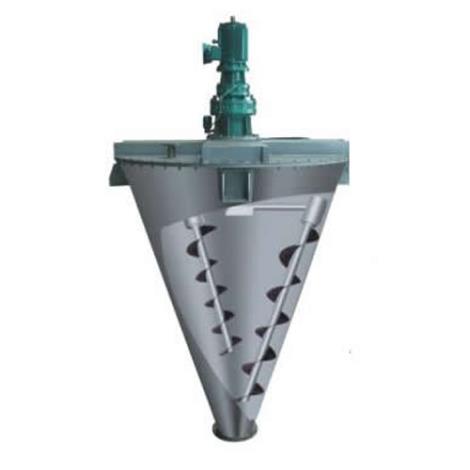 DSH系列锥形双螺杆螺旋混合机