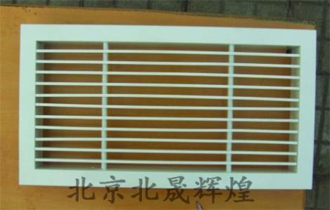 線形散流器