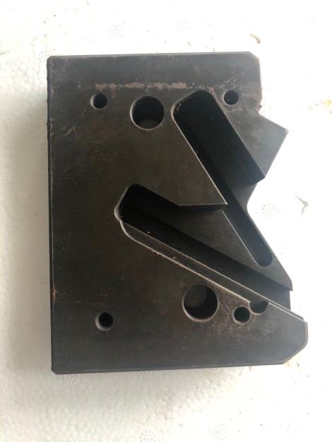 六角压边机刀模