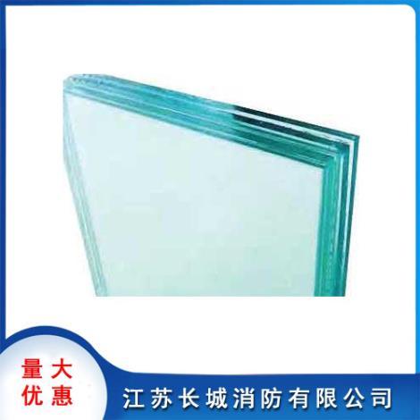 复合防火玻璃生产