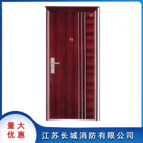钢质防火进户门安装