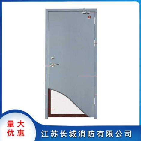 钢质隔热防火门安装