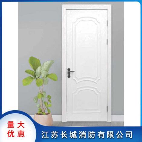 烤漆实木复合门