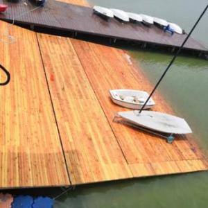 帆船专用斜坡平台