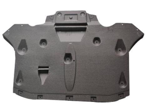 奥迪A8变速箱护板