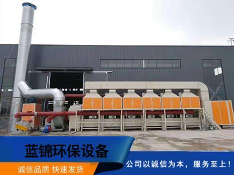 废气处理+催化燃烧设备