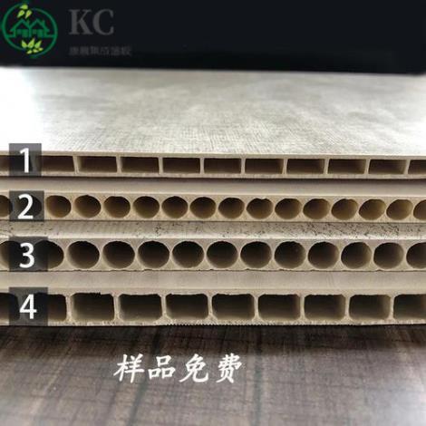 石塑纳米集成墙板定制