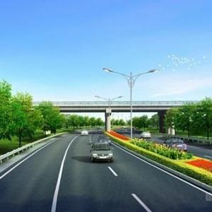 道路綠化工程