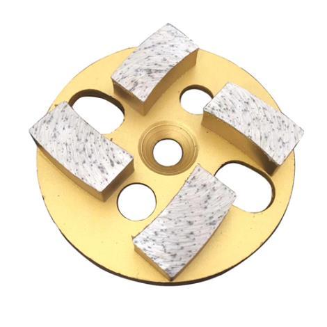 4寸金屬刀頭磨盤