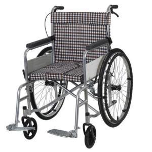 噴涂米格坐便輪椅