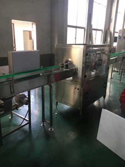 罐裝設備生產