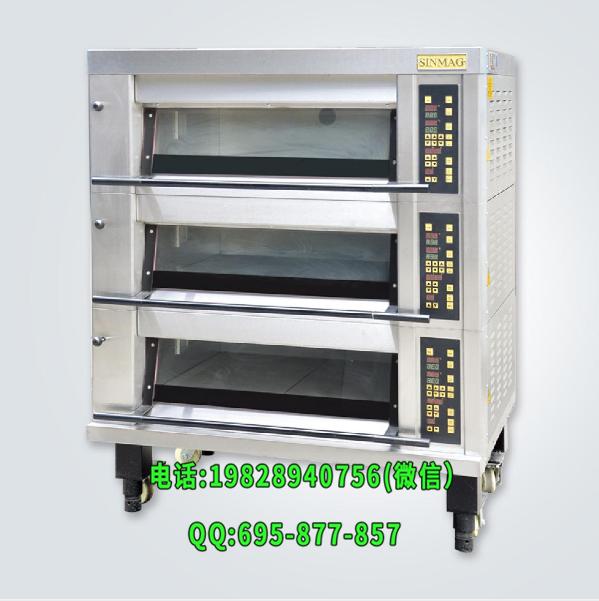 新麥電烤箱_三層烤箱