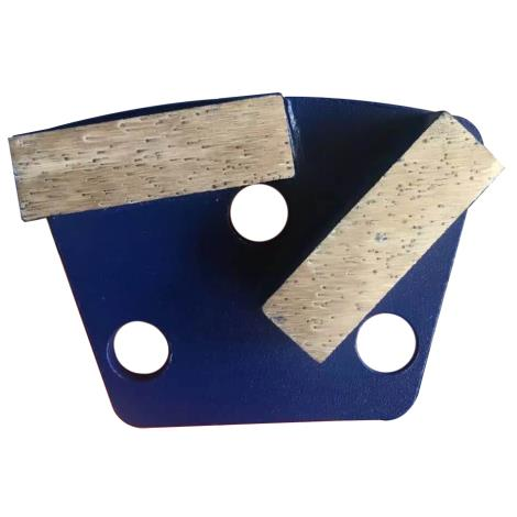 梯形金屬磨片