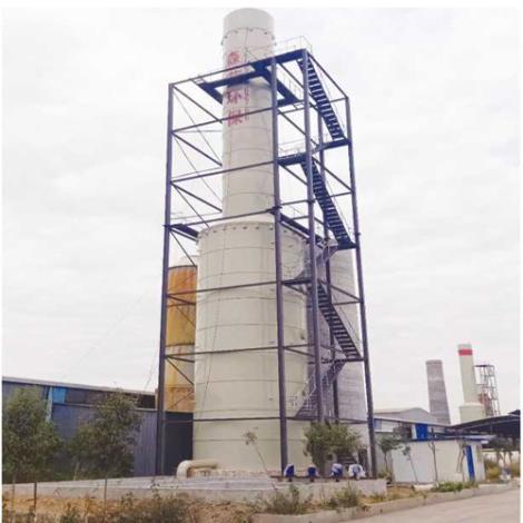 濕法脫硫吸收塔